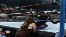 Mankind vs. The Undertaker Highlights - HD In Your House Buried Alive 1996