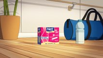 Tampons NETT® Body Adapt - Bumpers Ads