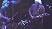 Jerry Garcia Band-Mission In The Rain 9/5/89