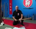 Stick Fighting (Hanbo Jutsu) - Shihan Moti Nativ