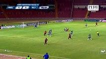Pérou - Le but de grande classe signé Fernandez