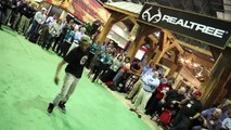 "Realtree's Bill Jordan / Dancer Marquese Scott, perform ""Gangnam Style"" at the 2013 SHOT Show!"