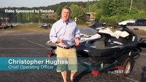 Yamaha VX Cruiser (110hp) vs Seadoo Spark (109hp) - video
