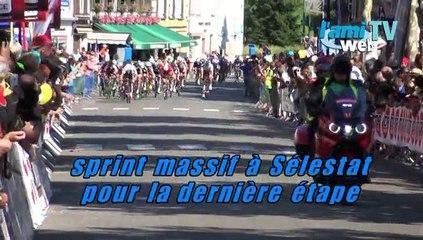 Le palmarès complet du Tour Alsace 2015