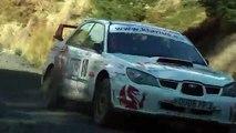 Sara Williams Top Female Rally Driver.
