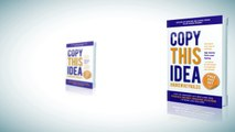 Copy This Idea A Book by Andrew Reynolds Give Up The Rat Race And Make £50 Million From Home