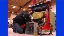 Technologie de maintenance industrielle au Cégep de Rimouski