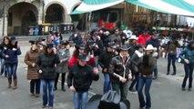 flash mob 23 dicembre 2012 Prato della Valle Padova