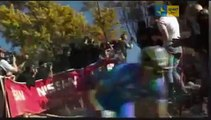 MONDIALI MOUNTAIN BIKE CANBERRA 2009 : FINAL XC CROSS COUNTRY WINNER NINO SCHURTER