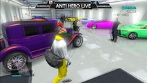GTA 5 ONLINE MODDED GARAGE SHOWCASE, MODDED OUTFITS, FREE MODDED MONEY LOBBIES PS3
