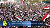 Cairo Coup Anger: Muslim Brotherhood leader tells Morsi supporters to defy Egyptian Army