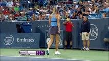 Maria Sharapova vs Ana Ivanovic | 2014 Cincinnati Highlights