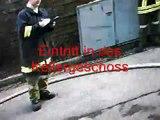 FFOftering: Heisse Übung im Linzer Brandhaus