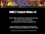 Neverwinter Nights 2 Toolset Demo 2 Raise and Lower Ground (