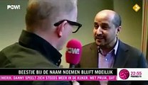 Geert Wilders en Ali B. over geweld door Marokkanen