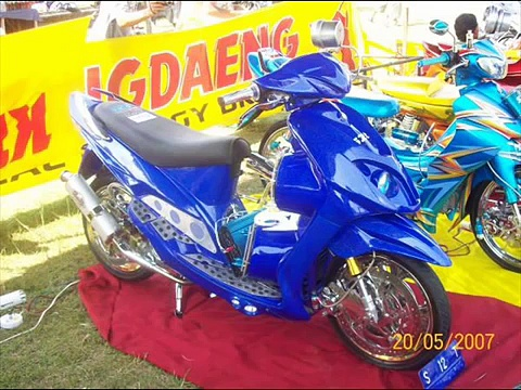 Indonesia Motorcycle