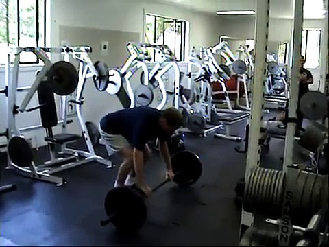 Menlo College Football Lifts