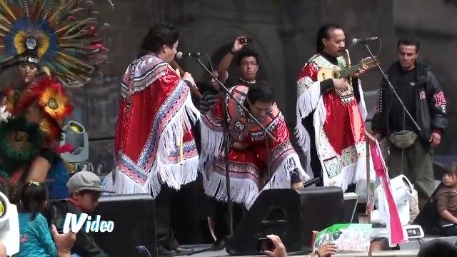 Los Askis -- Cumbia azteca --
