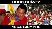 Comandante Hugo Chávez, antiimperialista. Presidente de la República Bolivariana de Venezuela