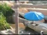 Body Boarding at Wild Wadi Water Park Dubai