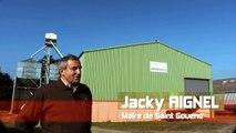 Interview de Jacky Aignel, maire de Saint Gouéno et vice-président de la CC du Mené (1)