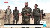 Exclusif : les combattantes kurdes, véritable hantise des jihadistes de l'EI