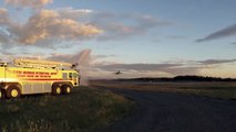 Anchorage Airport Fire ARFF