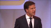"""Speech Mark Rutte VVD-congres """"Maak Nederland Liberaler"""""""