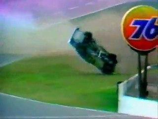 Worst Nascar Stock Car Crashes 1 crash compilation