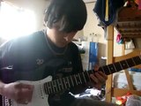 Red Hot Chili Peppers-Rivers Of Avalon cover guitar