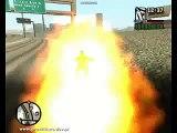 Gta San Andreas Parodia Wesoego Romka (Stunt !!!)