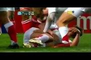 Jonny Wilkinson sneaky cross-field kick Rugby World cup 2007