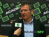 Sandro Piermatti, Assessore Sviluppo Economico di Terni, al meeting delle Micro Web Tv