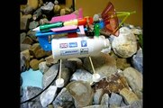NASA Europa Satellite Lander & Submarine Toy DIY,Jupiter Moon Mission-Adion shasha
