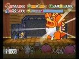 Paper Mario The Thousand Year Door Boss Battle: Macho Grubba