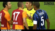 Friendly | Galatasaray 1-0 Inter Milan | Video bola, berita bola, cuplikan gol