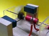 Electromagnetic motor