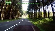 Puy de Dôme à moto - Auvergne. Le Parc du Livradois. Street58