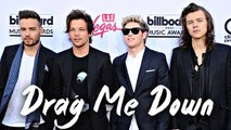 'Drag Me Down' - One Direction New Song | Harry Styles, Niall Horan Liam Payne