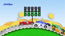 Cars  Racing machine  Auto racing  developing cartoon