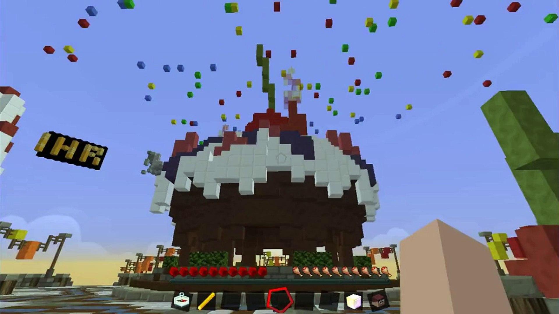 Minecraft Bedwars #9 | HAPPY BIRTHDAY | Glisel Hd ( Deutsch )