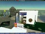 Université Laval Second Life Campus Virtuel