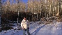 Bear Lake, Utah late 90s Police officers Bigfoot sighting report.