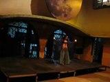 Bellydance Impro - DanzArabia. Danza Arabe Vientre Candles Contemporary belly ballet