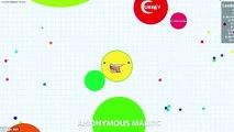 WE SHALL RISE!   Agario Funny Moments!   Agar io Gameplay HD  TheGamingLemon
