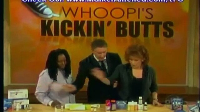 OPC3 Isotonix Featured on THE VIEW ABC