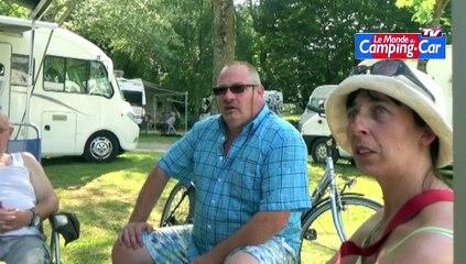 """Rudi, camping-cariste de Namur (Belgique) : """"Avant d'avoir le motorhome, j'emmerdais ma femme !"""""""
