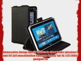 Cooper Cases(TM) Magic Carry Samsung Galaxy Tab 10.1 LTE (I905) Tablet Folioh?lle mit Schultergurt