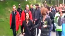 PETER MANDELSON I'VE JUST BEEN ACCUSED OF TERRORISM & BILDERBERG Members Confronted by Protesters