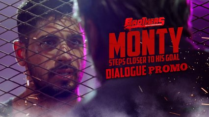 Monty steps closer to his goal | Brothers Dialogue Promo | Sidharth Malhotra, Jackie Shroff